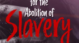 International Day for the Abolition of Slavery - 2 December