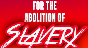International Day for the Abolition of Slavery – 2 December