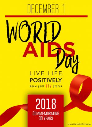 World Aids Day - December 1