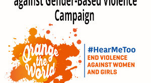 Orange the World - #HearMeToo