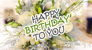 Happy Birthday to You Flowers Image