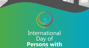 International Day of Persons with Disabilities - 3 December