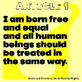 Human Rights Day - 10 December