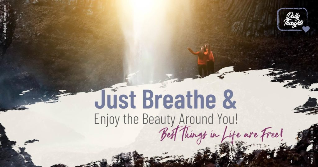 Daily Thoughts_Just Breathe