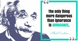 Famous Quote by Albert Einstein