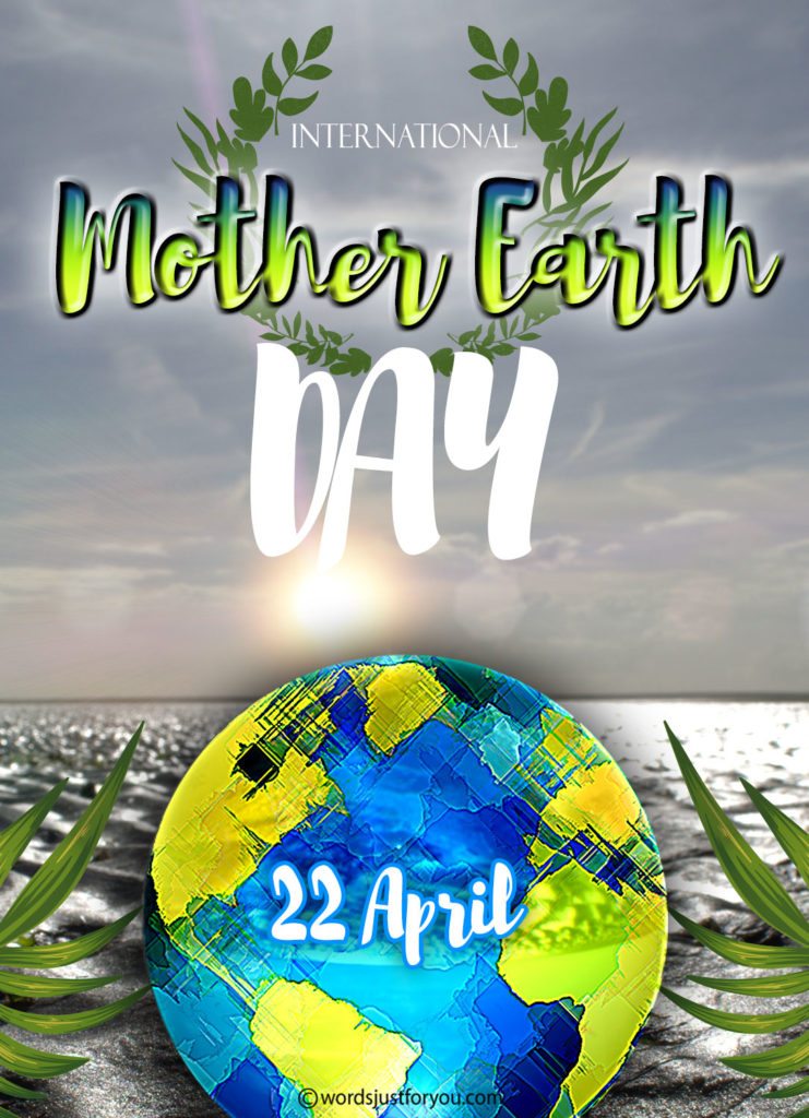 International Mother Earth Day Poster