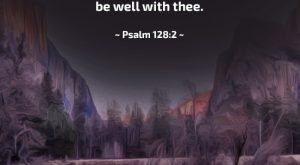 Psalm 128:2