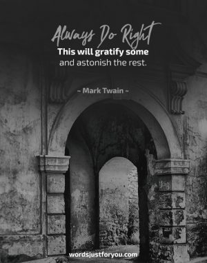 Quote by Mark Twain.