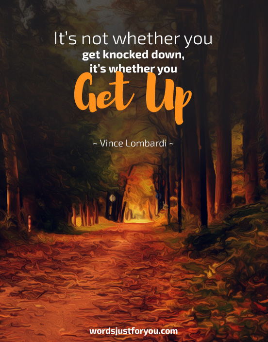 Motivational Quote by Dr. Henry Link, Vince Lombardi & Robert H. Schuller - 5139 2
