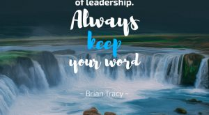 Leadership Quote by Brian Tracy