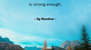 Motivational Quote by Og Mandino