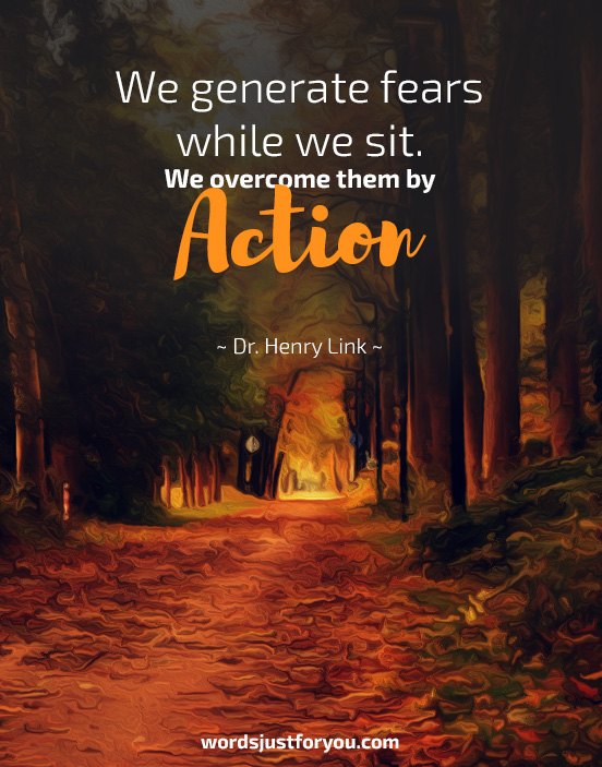 Motivational Quote by Dr. Henry Link