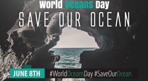 World Oceans Day - 8 June
