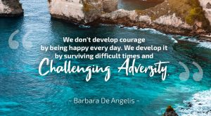 Motivational Quote by Barbara De Angelis