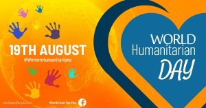 World Humanitarian Day - 19th August