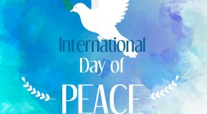 International Day of Peace - 21 September