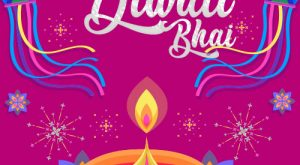 Happy Diwali Bhai Card