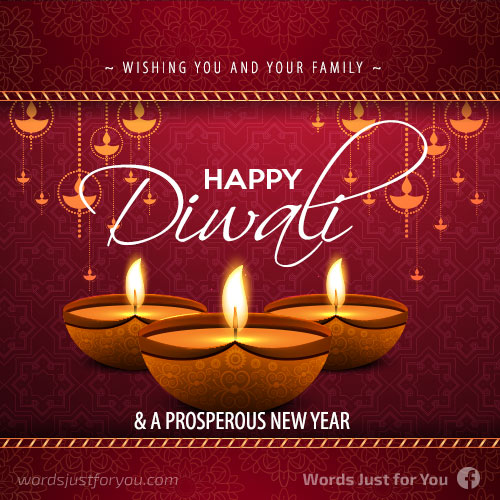 Happy New Year And Diwali Wishes 48