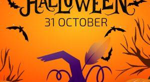 Happy Halloween Banners