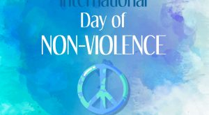 International Day of Non-Violence - 2 October
